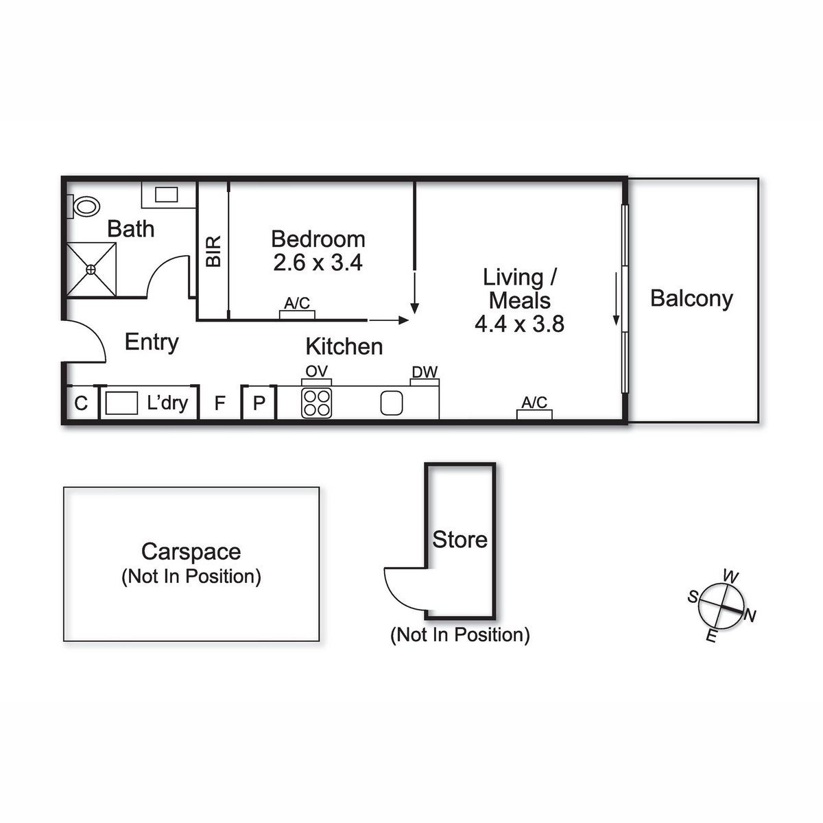Stylish, Light Filled Apartment perfect for First Home Buyers or the Astute Investor